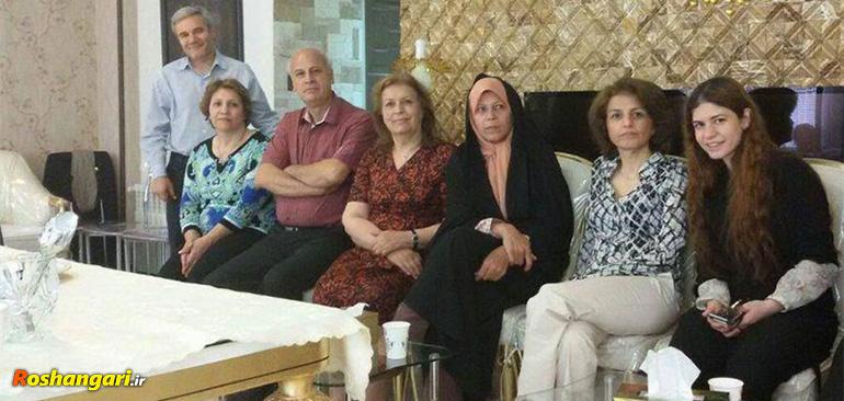 فائزه هاشمی: از رویکرد مسیح علینژاد خوشم میآید!