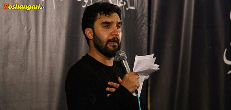 حاج حمید علیمی | دلتنگم برا لباس نوکری