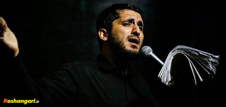 حاج امیر عباسی | حسین حسین روی لب زوار اربعین