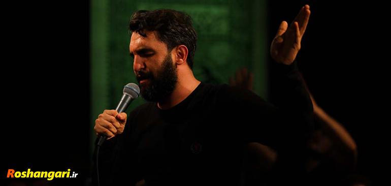 حاج حمید علیمی | ندارد گنبد و گلدسته ای اما چراغانی است