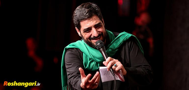 سید مجید بنی فاطمه | همچو  مجنون حرف هایم را به لیلا میزنم
