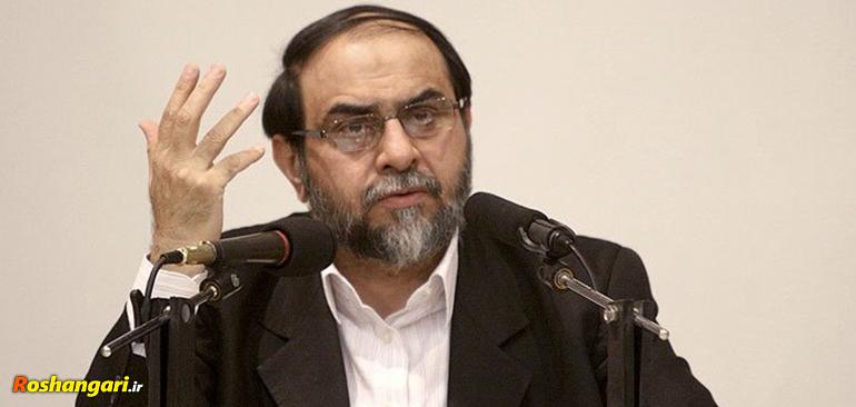 سخنان طوفانی رحیم پور ازغدی رو در روی هاشمی رفسنجانی