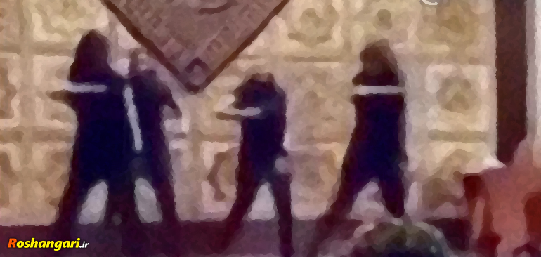 رقص دختران جلوی مردان در دانشگاه الزهرا !!!!