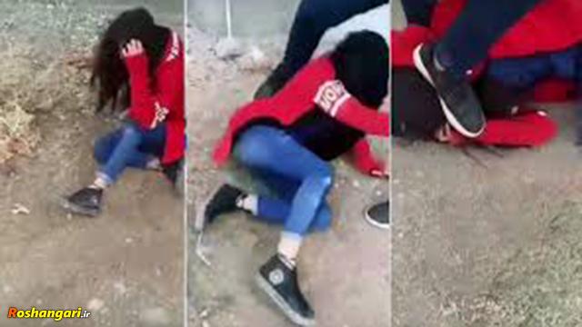 آزار و اذیت یک دختر جوان توسط یک پسر و انتشار آن در استوری اینستاگرام !! +18