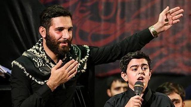 کربلایی محمدحسین حدادیان | آل خلیفه بدونه همون که رهبرم فرمود میشه