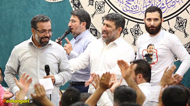 حاج محمود کریمی | مست و مستور از آبشخور حق مینوشم