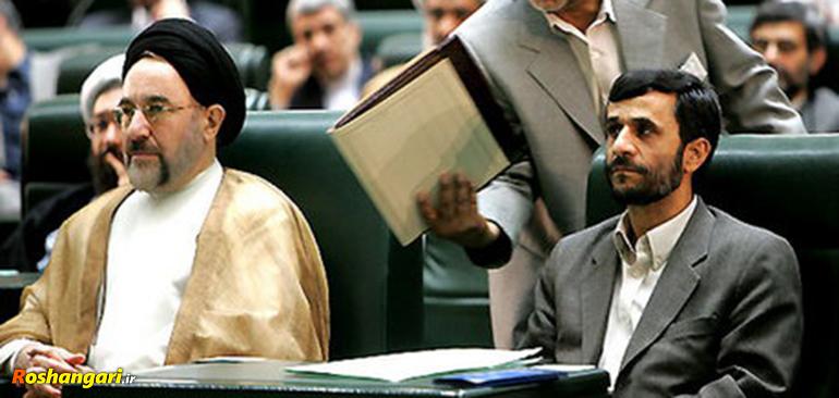 مرتضی حاجی: احمدی نژاد با انتقاد از خاتمی خودش را مطرح کرد!