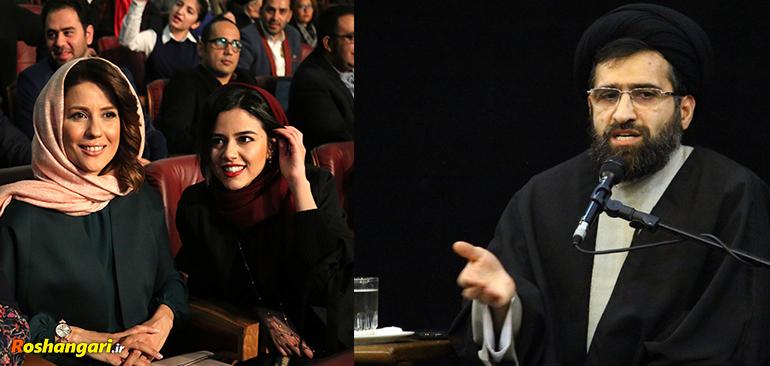 انتقاد شدید حسینی قمی از پوشش بازیگران در جشنوراه فیلم فجر