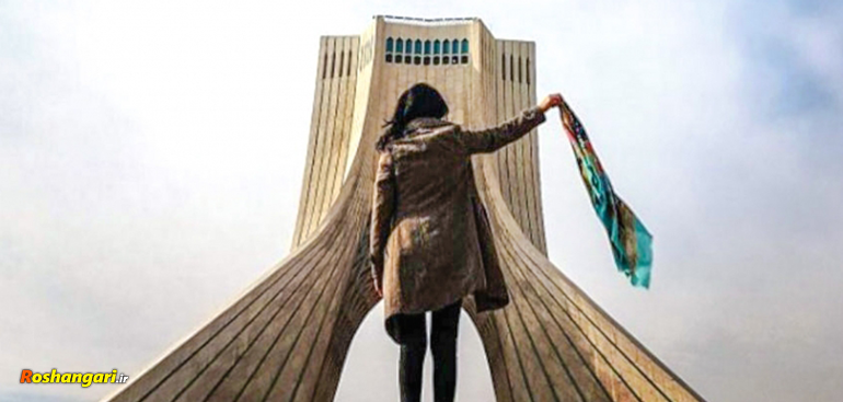 سخنان یه خانم مانتویی تو مترو، در مورد قانون حجاب در کشور ما...