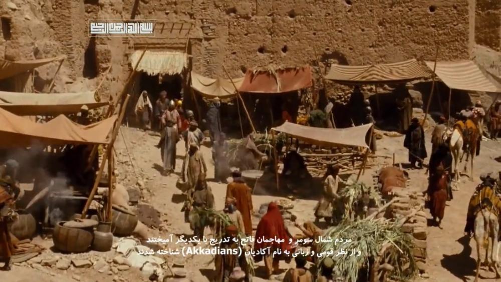 حضرت هود علیه السلام در میان آکدیان-قسمت اول