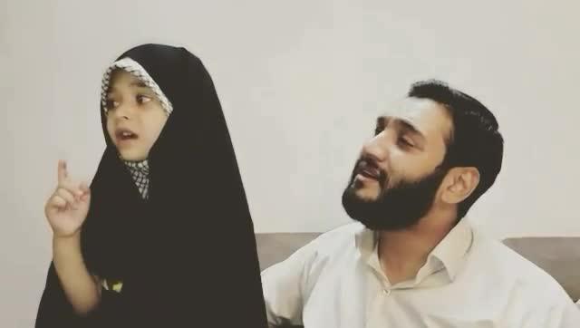 همخوانی جانباز مدافع حرم حبیب عبداللهی
