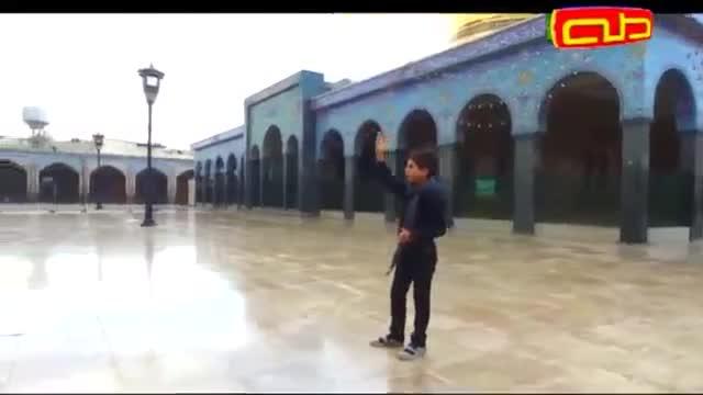 دانلود نسخه سوری نماهنگ ارغوان