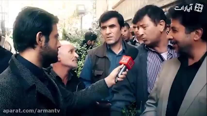 ورود دو بازیگر فیلمهای مبتذل به ایران به راحتی ولی اما....