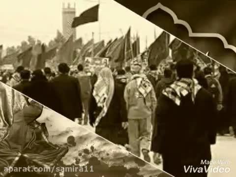 پیاده روی اربعین حسینی با مداحی بی نظیر میثم مطیعی