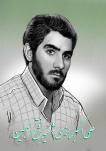 روایت جبهه سردار احمدیان