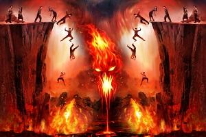 سَقر ، سخت ترین مقام جهنّم/ آیت الله حامد وفسی