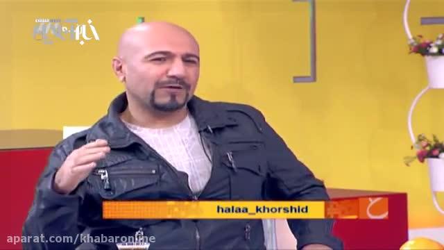 قهرمان سه ساله ایرانی از تلویزیون چین تا برنامه رشیدپور