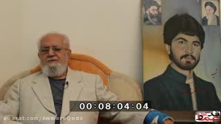 مستند روایت پدر شهید علیرضا فتحنایی
