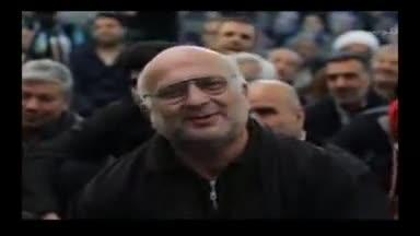 خوشآمد گویی جالب رحیم پور ازغدی به آقای دوربینی