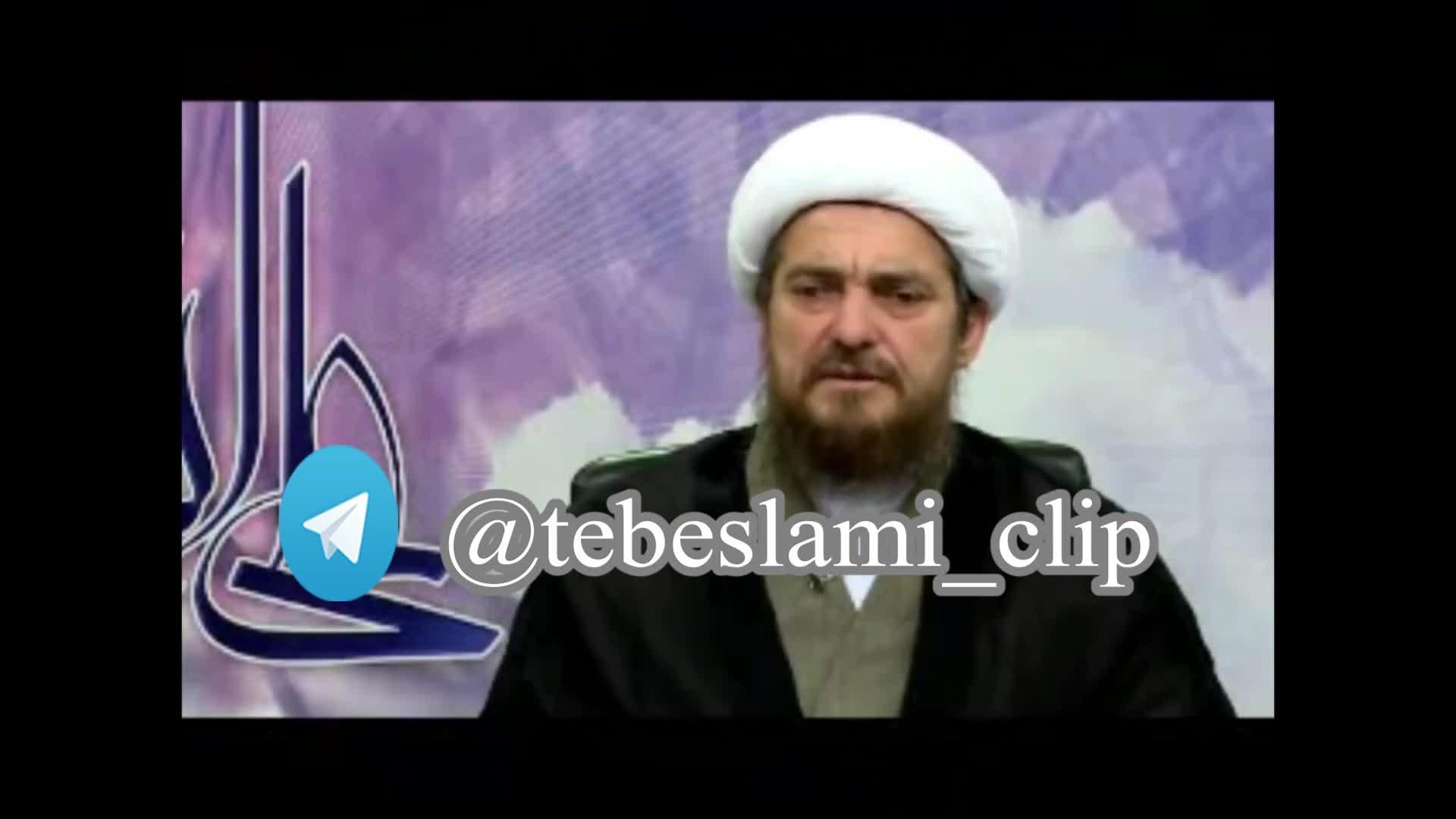 الله اکبر - پر کردن دندان سوراخ  به روش طبیعی - استاد عباس تبریزیان ( پدر طب اسلامی )