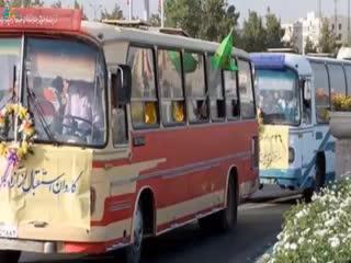 کلیپ تصویری «نصرت الهی» ویژه بازگشت آزادگان به وطن