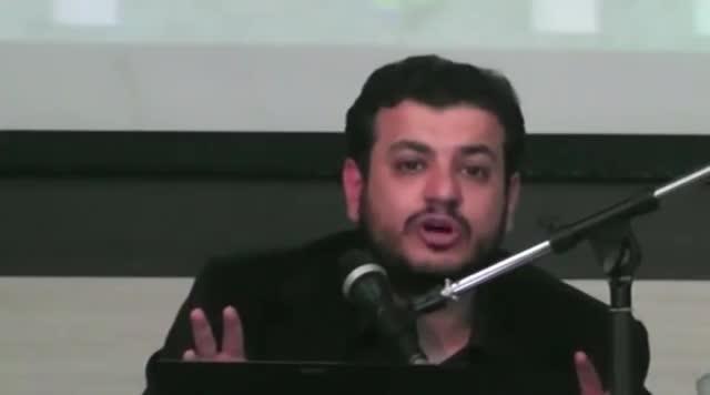 استاد رائفی پور - معرفی امام حسین (ع) به دنیا