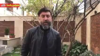 علی انصاریان عذر خواهی کرد !