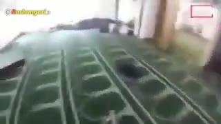 فیلمی که مهاجم به طور زنده از حمله مسلحانه به مسجد و قتل عام نمازگزاران پخش کرد