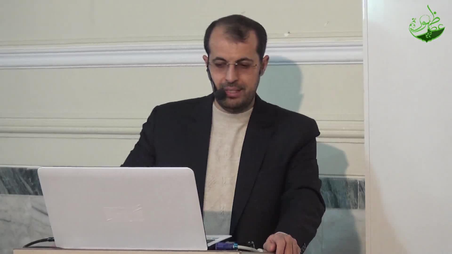 استاد خاتمی نژاد - دستهای بسته اسلام رحمانی در قیامت!
