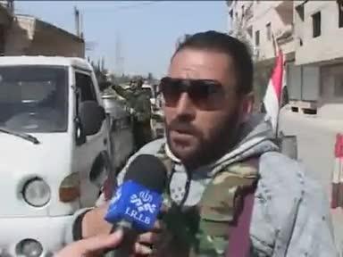کمیته های مردمی در سوریه