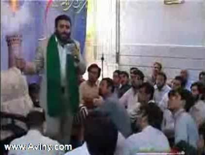 مولودی حضرت عباس / میرداماد