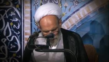 حاج آقا مجتبی تهرانی | وداع با ماه مبارک رمضان