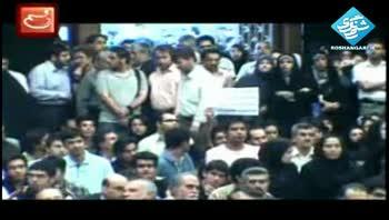 صحبت های تاسف بار سرپرست وزارت علوم در تحصن دانشگاه تهران!