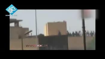هدف قرار دادن یک افسر مصری توسط تک تیراندازان اخوان المسلمین