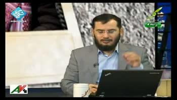 فرمانده ارتش آزاد سوریه در شبکه وهابی کلمه چه می کند؟