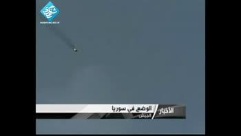 قدرت پدافند موشکی سوریه