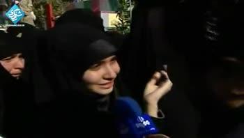 مراسم تشییع پیکر ۹۲ شهید دفاع مقدس