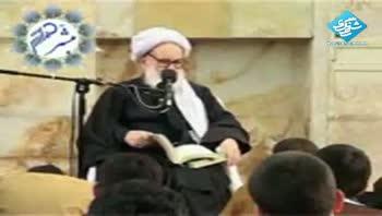 حکایتی شیرین از زبان آیت الله مجتهدی تهرانی