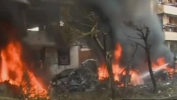 جزئیات انفجار تروریستی مقابل سفارت جمهوری اسلامی ایران در بیروت