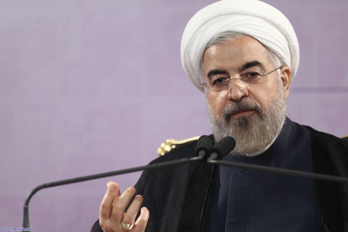 رئیس جمهور : آماده کمک به دولت عراق هستیم