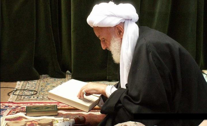 حضرت آیت الله مجتهدی تهرانی - تعقیبات نماز