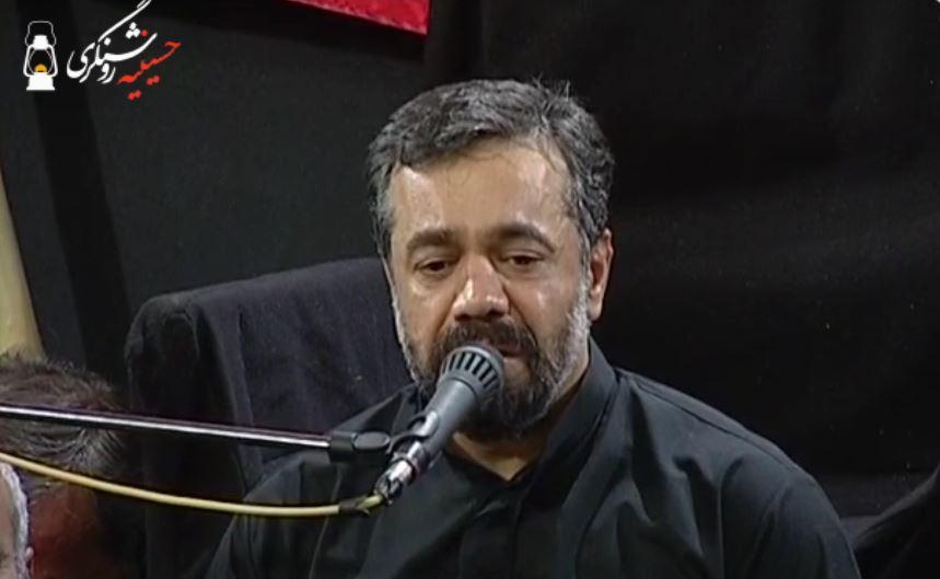 حاج محمود کریمی - شب دوم محرم  93 - امامزاده علی اکبر چیذر