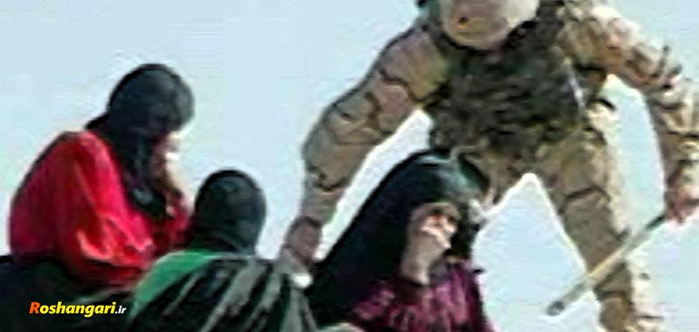 تجاوز جنسی سربازان ارتش آمریکا به دختران مسلمان