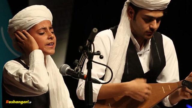آواز خراسانی مبین درپور در عصر جدید