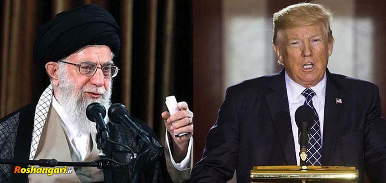 آیا آمریکا مطابق وعده رهبری در حال غرق شدن است؟!