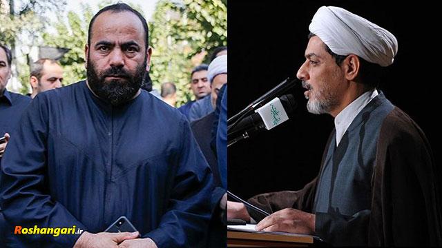 مناظره حسن آقامیری و حجت الاسلام رفیعی