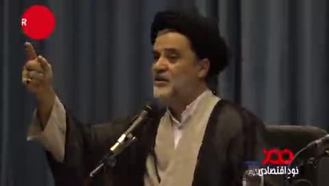توضیحات نبویان در مورد مکانیسم ماشه و قول های دولت روحانی به ظرف غربی!