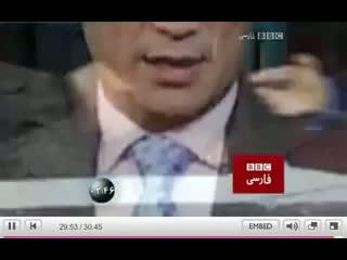 کلکسیونی از سوتی های شبکه بی بی سی فارسی