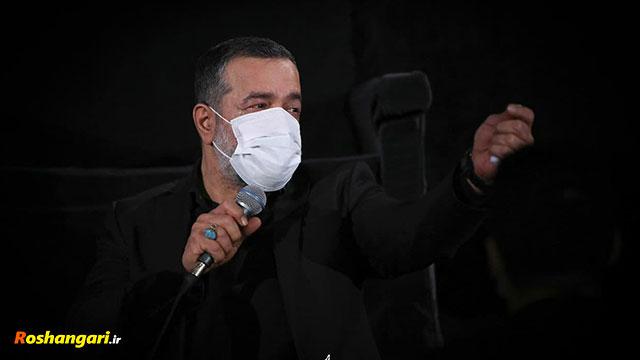 حاج محمود کریمی | فنا فیالله شد اما بقا دارد سلیمانی