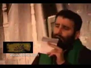 جاده های نجف منو دیوونه کرده / شهادت امام علی / میرداماد